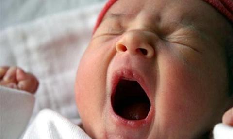 recien nacido boca